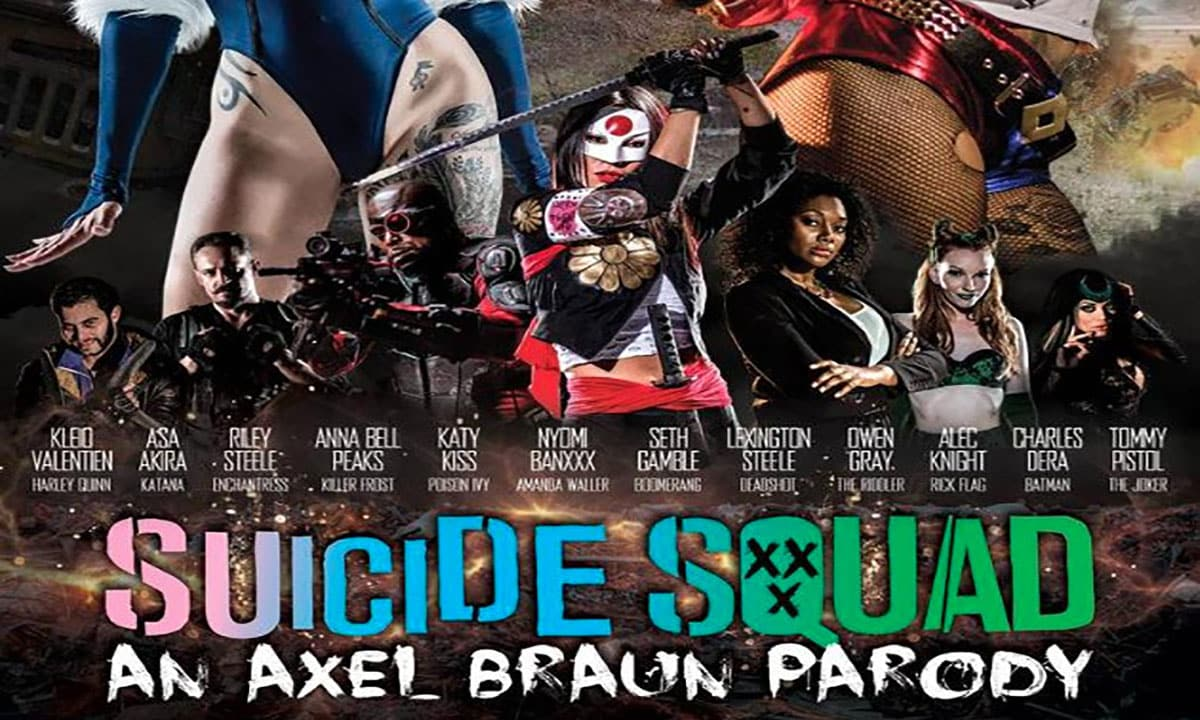 18+ Suicide Squad – An Axel Braun Parody (2016) English 720p HDRip [G DRIVE FAST]