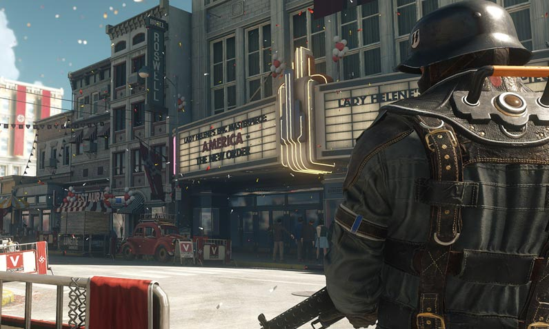The New Colossus é anunciado pela Bethesda — Wolfenstein II
